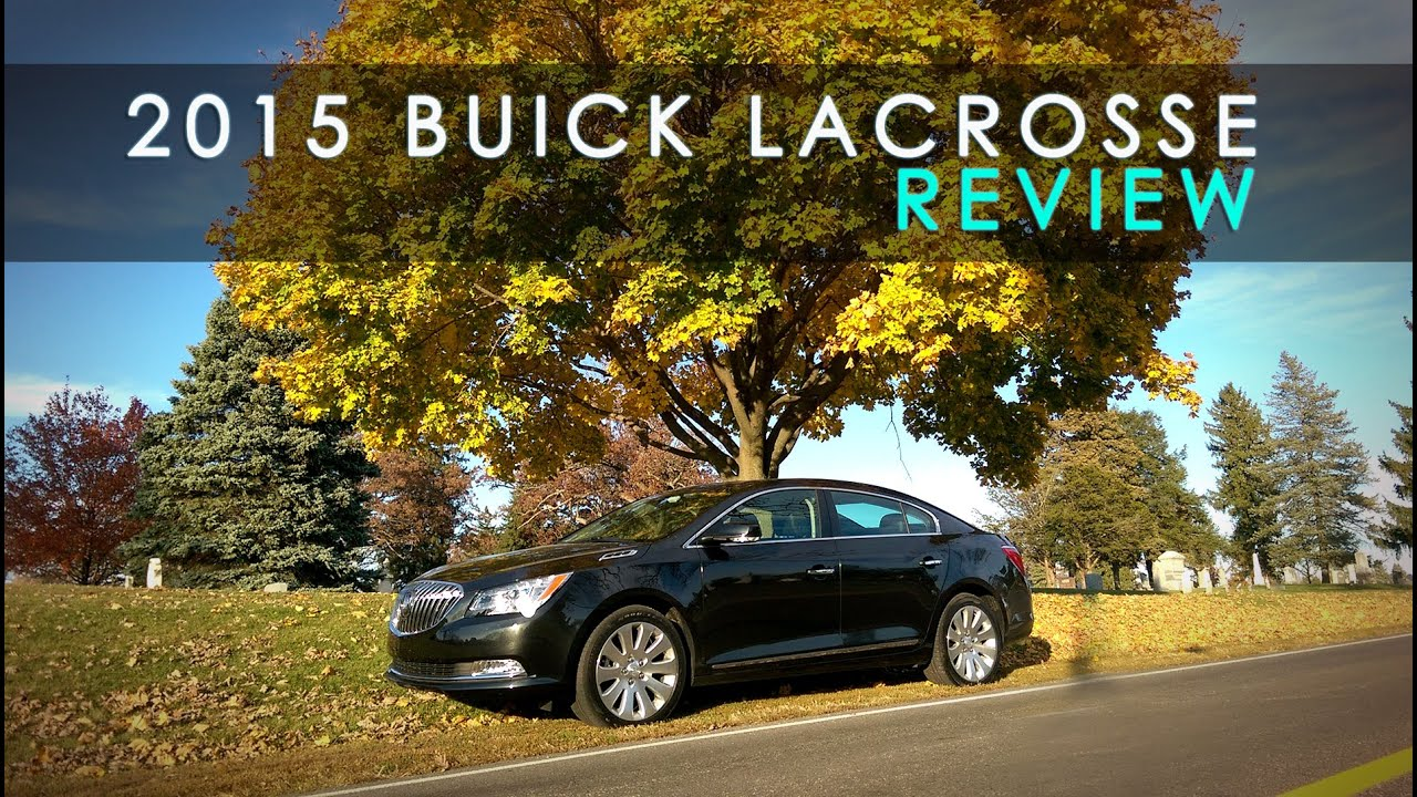 buick photo driver and infotainment reviews car intellillink review lacrosse price specs original s photos
