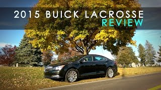 Review | The Confusing 2015 Buick Lacrosse