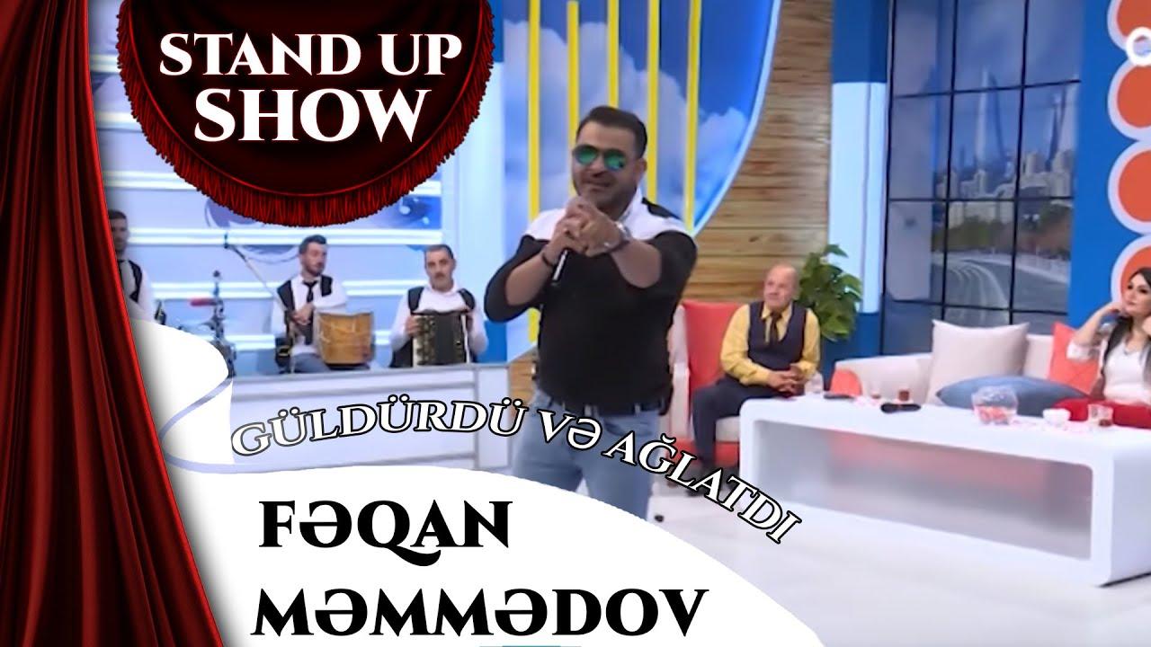 Fəqan Məmmədov Tacir Şahmalıoglunu Parodiya Etdi hər kəsi güldürdü və ağlatdı
