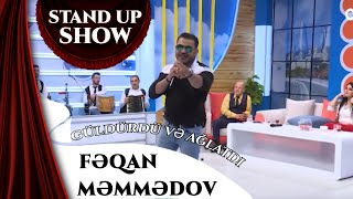 Fəqan Məmmədov Tacir Şahmaloqlunu Parodiya Etdi hər kəsi güldürdü və ağlatdı