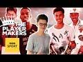 Teen SM Creps sells to Paul Pogba, Dele Alli & Kevin de Bruyne   BBC Sport