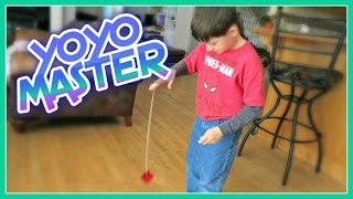 🏆 HE WANTS TO BE A KID YOYO MASTER! 🏆 ~ VLOG