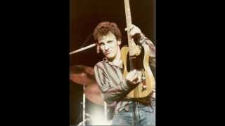 The Promised Land by Bruce Springsteen (studio version with lyrics)