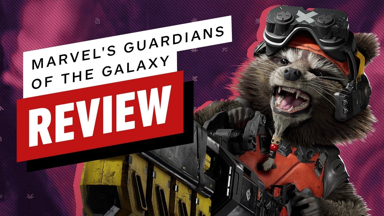Download Marvel's Guardians of the Galaxy Review