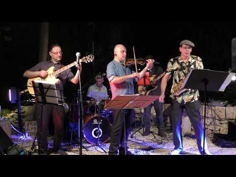 Hire Israeli world music band - Balkan-Gypsy Punk, Irish, Ethnic-Fusion, Rock, Country - Buchimish