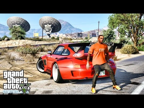 GTA 5 REAL LIFE CJ MOD #133 - OLD STYLE DELIVERY!!!(GTA 5 REAL LIFE MODS) thumbnail