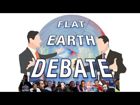 Flat Earth Debate 1080 **LIVE** thumbnail