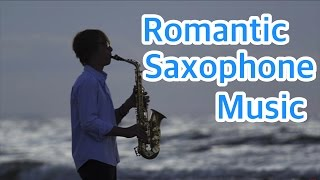4 HOURS of Romantic Relaxing Saxophone Music / Healing Background for Stress Relief, Study, Love