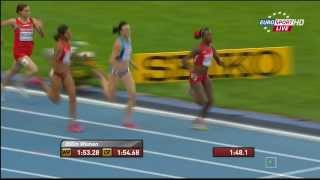 Черновчанка Наталья ЛУПУ пробилась в финал ЧМ 2013 на 800м