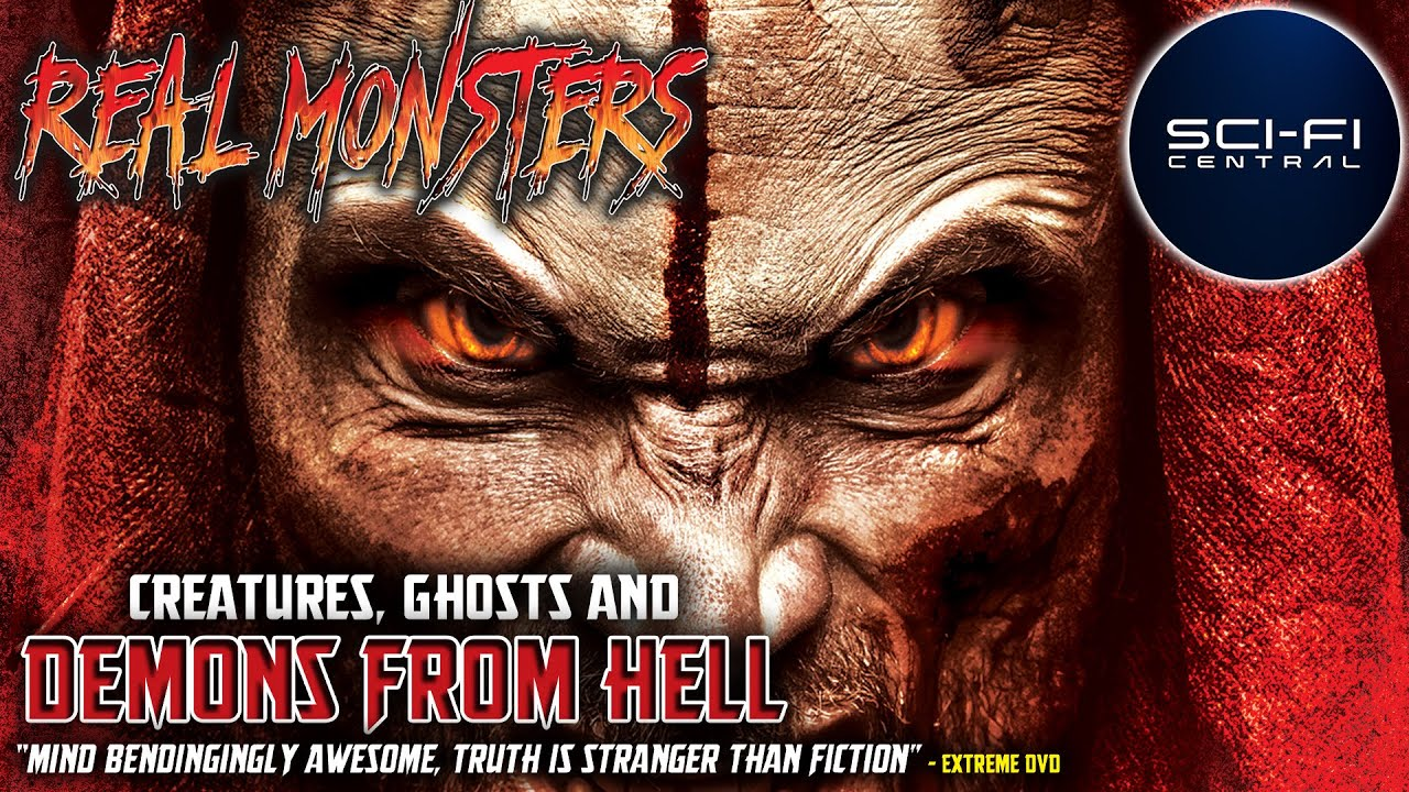 Real Monsters, Creatures, Ghosts and Demons from Hell! | Alien Monster Documentary