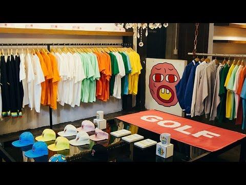 a6da45a57c21  LE TV  Golf Wang Pop-Up Store (Henz