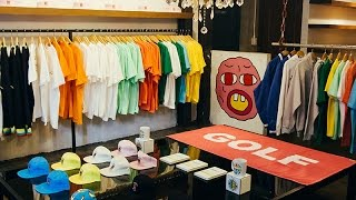 [LE TV] Golf Wang Pop-Up Store (Henz, Seoul) (f/Tyler, The Creator)