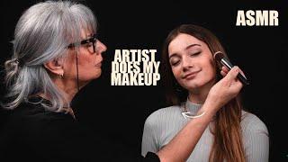 ASMR - MAKE-UP ART ST Does My MAKE-UP Makeup Tutorial
