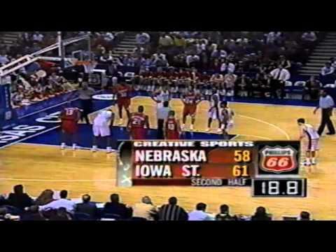 MBB: Iowa State vs. Nebraska (1996)