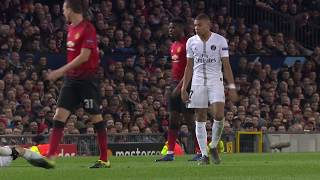Kylian Mbappé Vs Manchester United Away VIP Camera HD 1080i (12/02/2019)