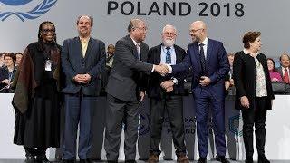 Климатические переговоры: страны приняли свод правил