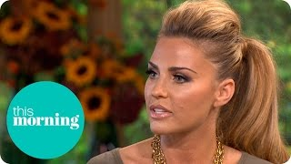 Katie Price Reacts to Exposing Kieran Hayler's Affair on Social Media | This Morning