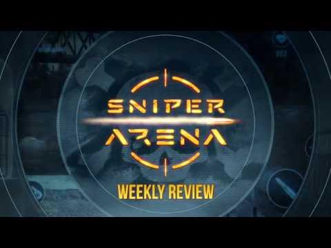Sniper Arena: Weekly Review (Season 4, Episode 9) + RUS Subtitles