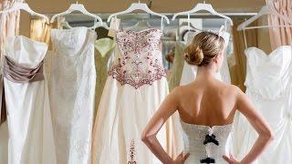 Как выбрать свадебное платье.