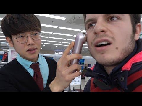 Magasin D'électroménagers En Corée Du Sud