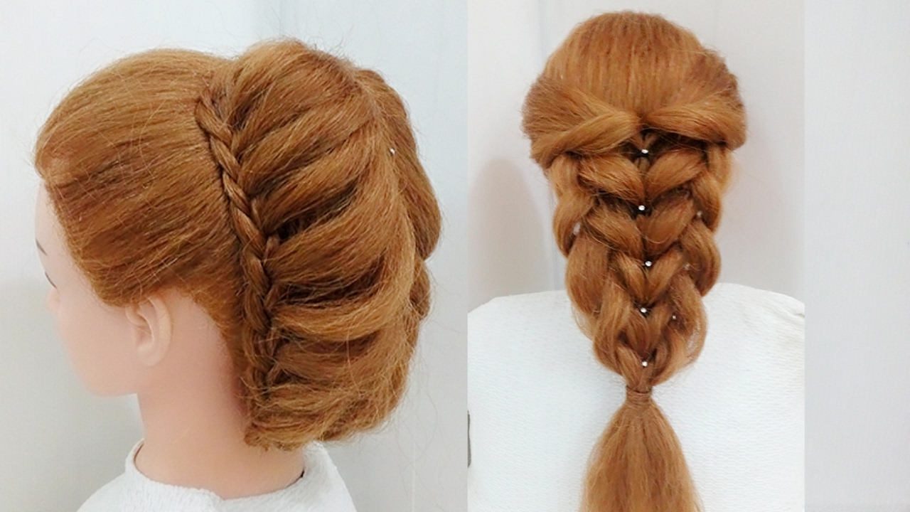 beautiful hairstyles tutorials