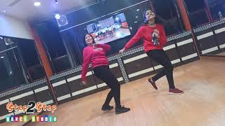 Easy Dance Steps for Mirchi Lagi Toh | Coolie No.1 | Mother Daughter Dance Video | Choreography