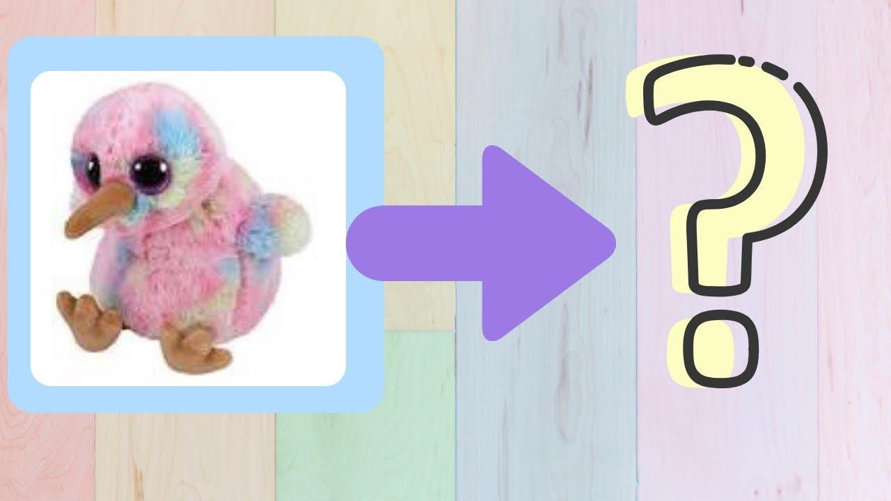 04acb0b268d Beanie Boo Kiwi Speedpaint + Your Stories!!! - YouTube