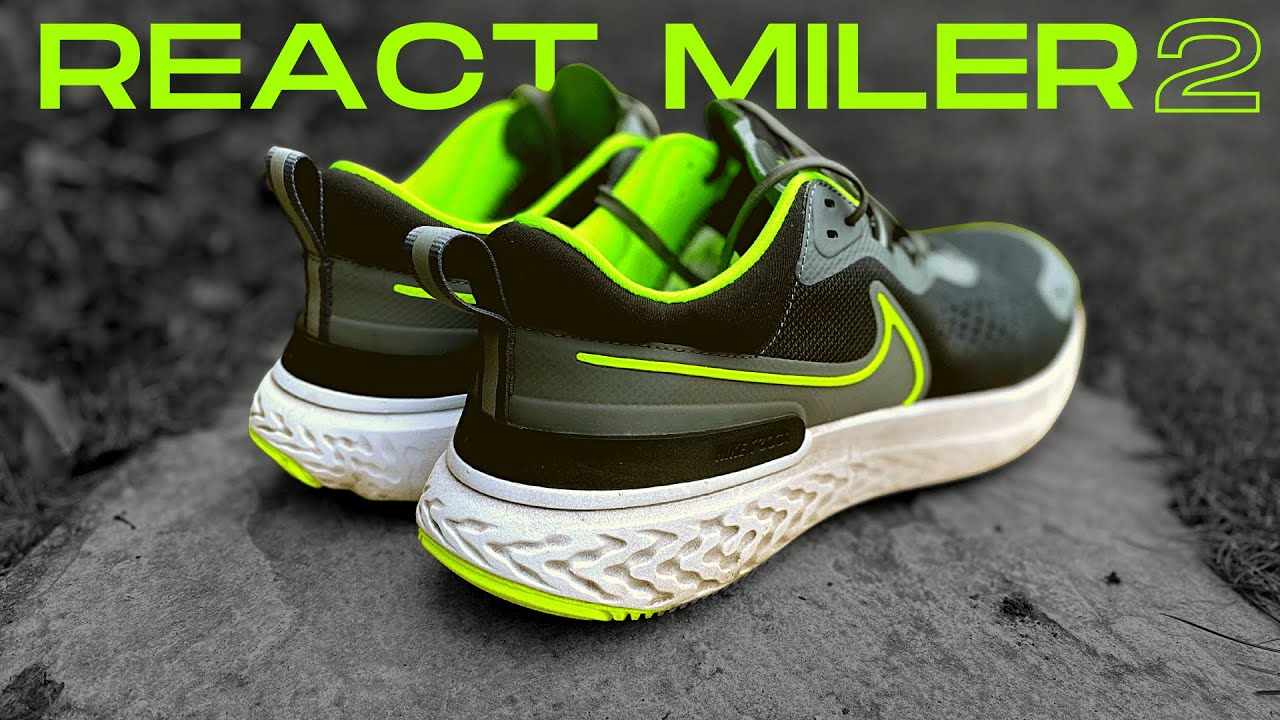 Nike React Miler 2 Review | Best Nike Daily Trainer