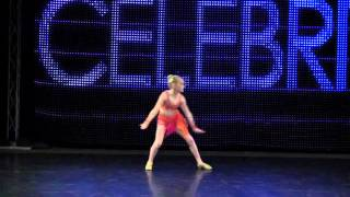 Fight Song-Ella Rose first solo Celebrity 2016
