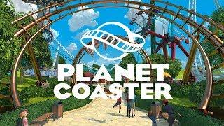 planet Coaster- Строим свой парк развлечений. Стрим#2