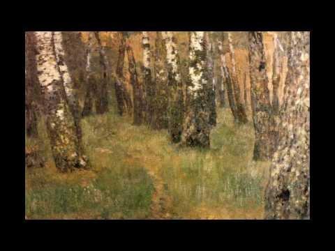 Левитан И. И.  Осеннме пейзажи