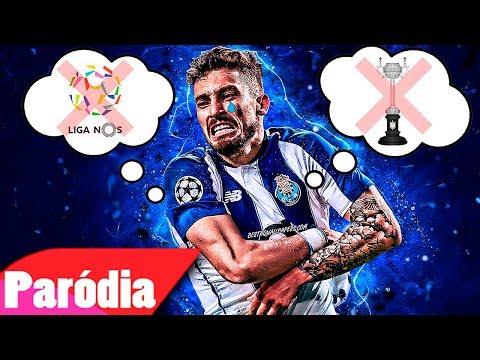 ♫ FC PORTO (PARÓDIA) | GANHEI QUASE TUDO