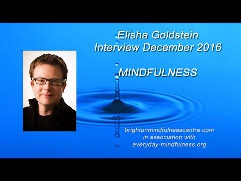 Elisha Goldstein Interview 2016