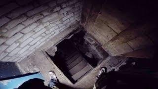 «Застывшее время»: старинный подвал в заброшенной усадьбе Кожиных