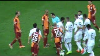Felipe Melo Hırsı (Galatasaray-Kasımpaşa) 0-4