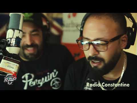 Largo Feat Biggie G #PlanèteRapDz   Radio Constantine SARBACANE