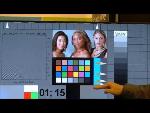 SRI International Shows Visual Broadcast Test Methods at SMPTE
