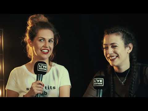 Besser Als Sex - Backstage Interview bei Rock am Ring | Live Nation GSA
