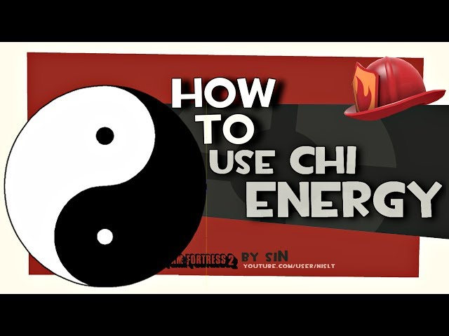 TF: How to use chi energy