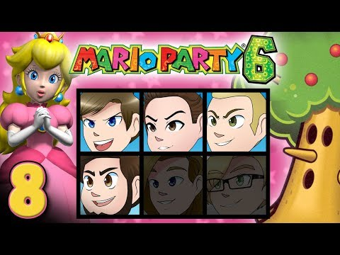 Download Youtube: Mario Party 6: Oh Mow You Didn't - EPISODE 8 - Friends Without Benefits