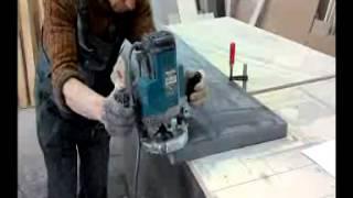 Как делают столешницы из искусственного камня Акрил в компании Лайф стоун(, 2014-04-11T11:57:25.000Z)