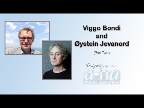 'Cast In Steel' a-ha Fan Convention 2016 - Guest Speakers Viggo Bondi & Øystein Jevanord (Part 2)