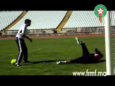 Maroc vs. Mozambique : Qualif. CAN 2013 | 1ere Seance d'Entrainement
