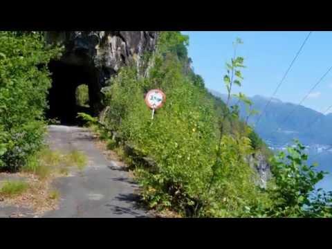 Gamlevegen mot Sauda  Norway