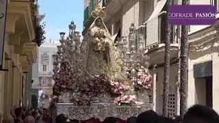 Traslado de la Virgen del Rosario a Santo Domingo (Corpus Christi de Cádiz 2019)