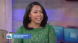 Black Reporter Lindsey Granger Slams Journalist Kobe Bryant Rape Accusation POST #YESQUEEN