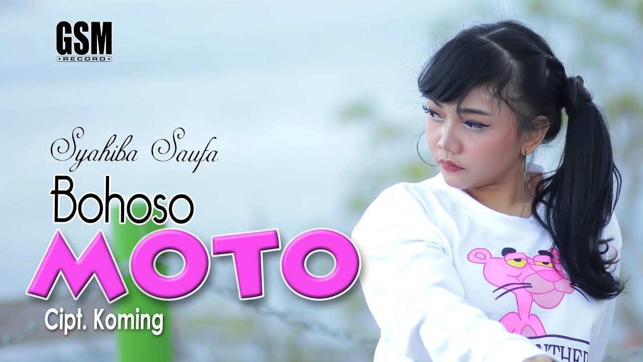 Dj Bohoso Moto - Syahiba Saufa I Official Music Video