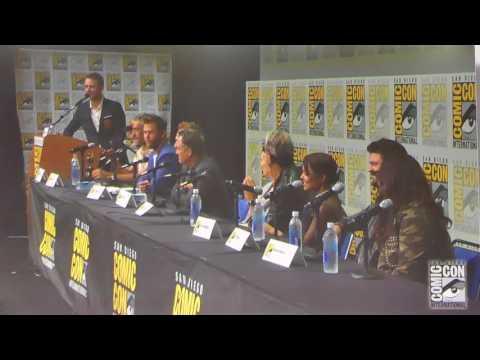 Marvel Studios SDCC 2017 Panel! Thor Ragnarok, Black Panther, Captain Marvel & MORE!