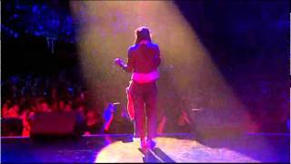 Fergie's amazing Freestyle! (Black Eyed Peas Live from Sydney to Vegas DVD)