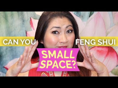 Can you Feng Shui a small room?